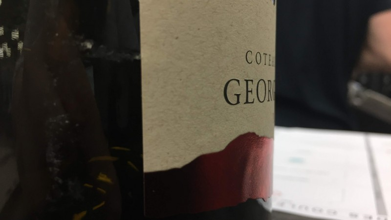 Champagne Georges Vesselle : JOUR DE CALAGE