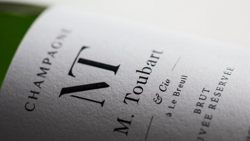 Nouvelle collaboration : M. Toubart & compagnie