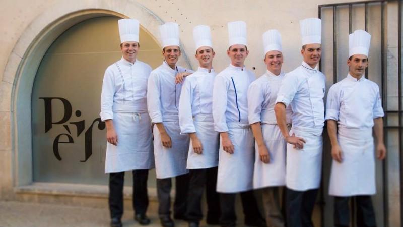 Ouverture Restaurant Peir à Gordes